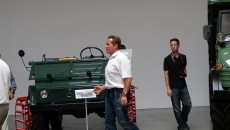arnold Schwarzenegger Unimog Museum