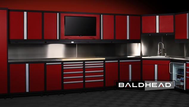 Baldhead Cabinets: It's all about the Details