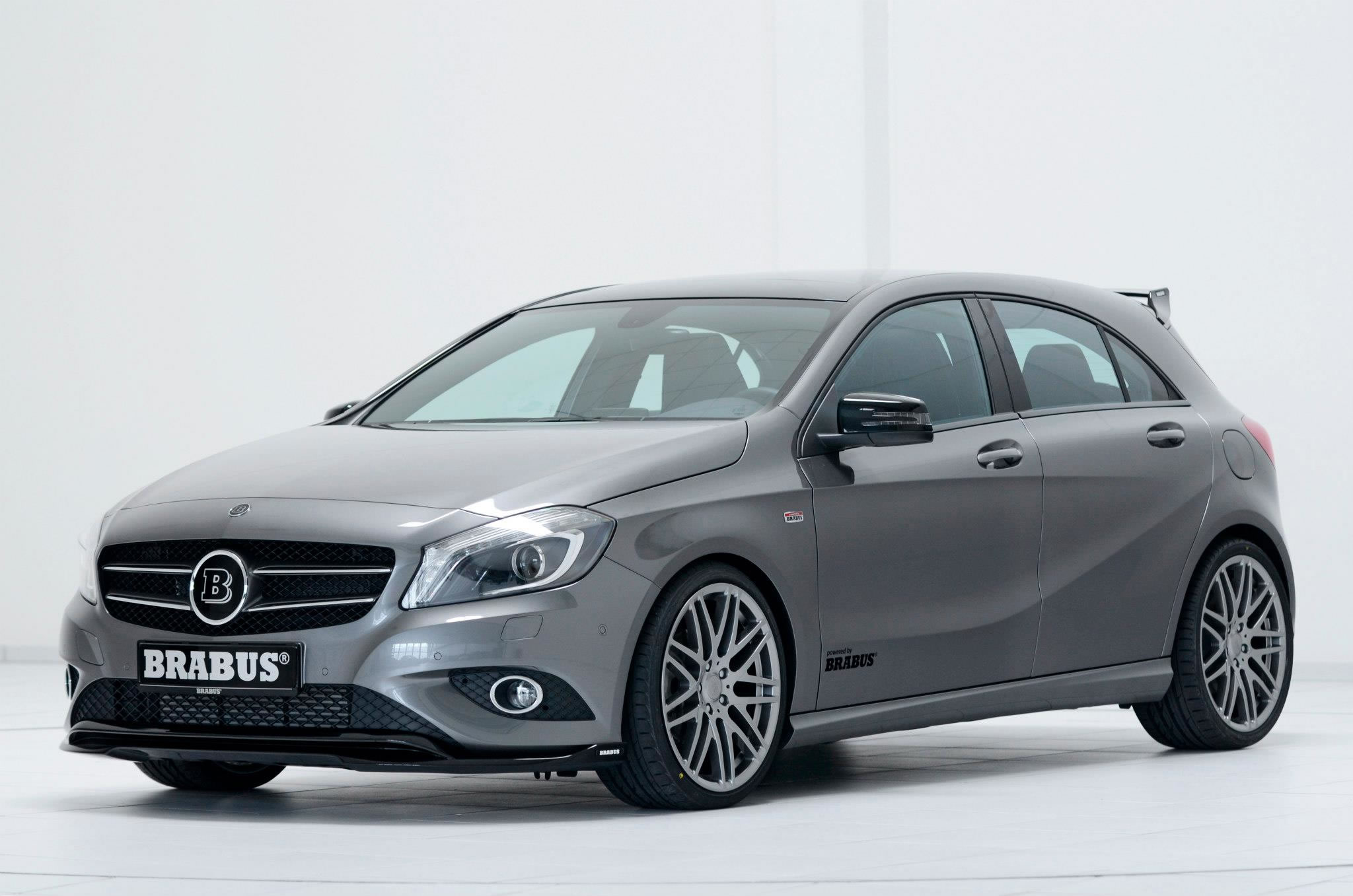 Mercedes-Benz A-Class by Brabus 2