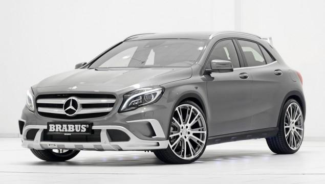 BRABUS Takes on the Mercedes GLA-Class