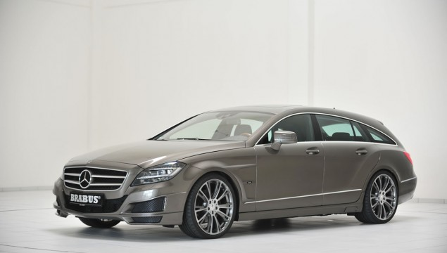 Brabus Unveils Their Mercedes CLS Shooting Brake