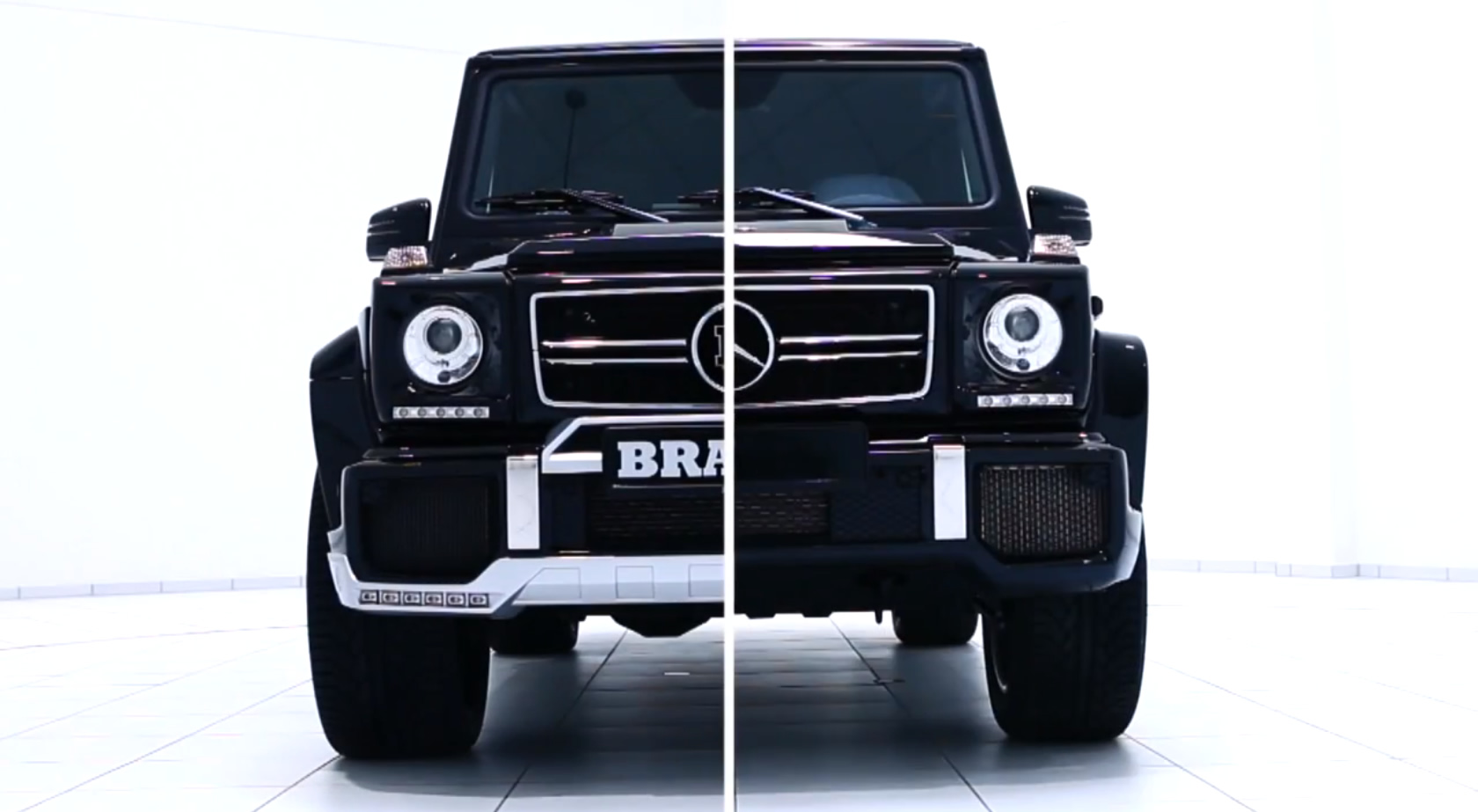 BRABUS Widestar G63 AMG Unveiled Ahead of Essen Motor Show ...
