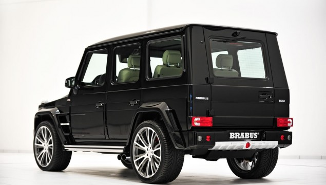 Tuner: Brabus 800 Conversion for Mercedes G65 AMG