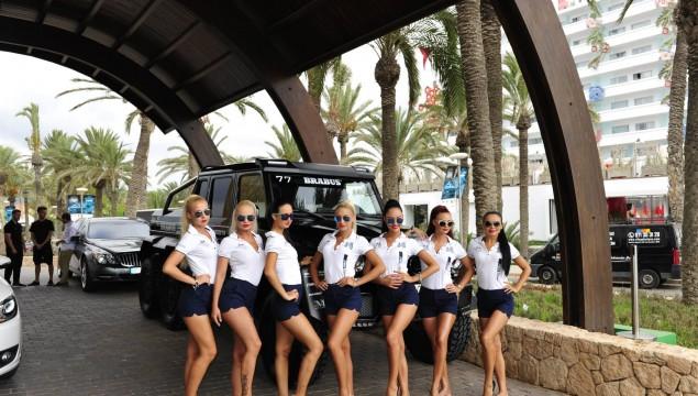 BRABUS in Ibiza