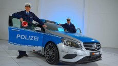 Tune it! Safe! Brabus Mercedes A-Class at Essen Motor Show