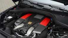 Brabus 2012 Mercedes ML63 AMG engine