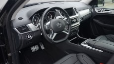 Brabus 2012 Mercedes ML63 AMG interior