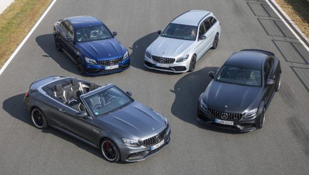 The new Mercedes-AMG C 63 and C 63 S models