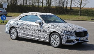 Mercedes bringing C-Class and S-Class cabriolets in September at Frankfurt Motor Show