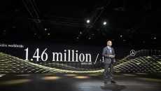 Mercedes-Benz sells 146 million vehicles worldwide.