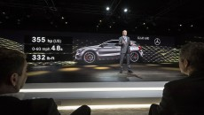 New C- Class has 355 HP, 0-60 in 4.8 seconds and 322 lb-ft torque