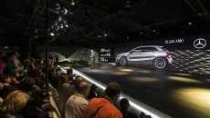 Mercedes-Benz New Year´s Reception GLA45 AMG