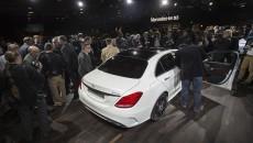 Mercedes-Benz C-Class Debut