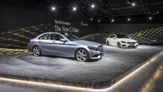 The new Mercedes-Benz C-Class