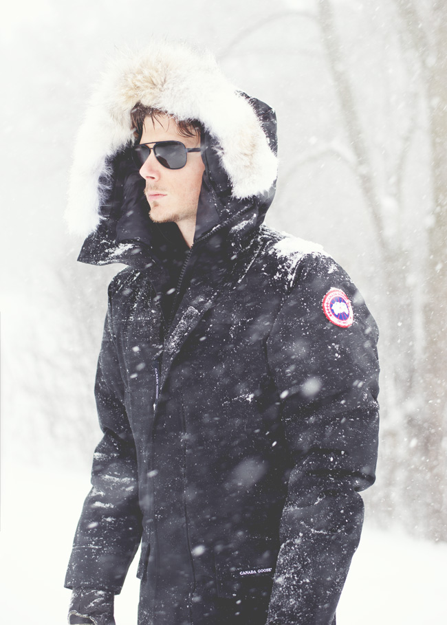 pictures of canada goose jackets