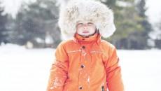 Canada Goose Grizzly Snowsuit Orange hood