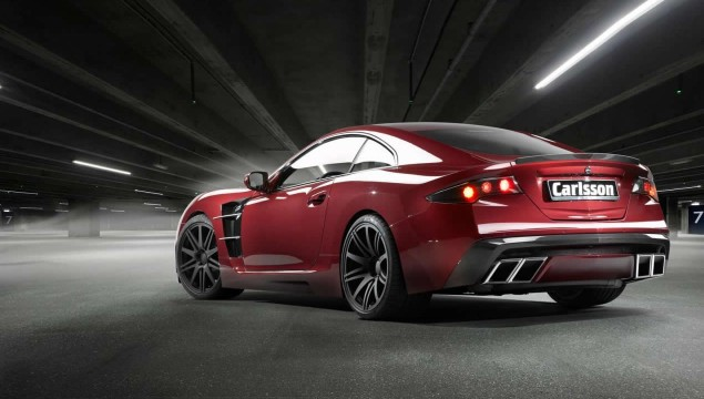 Carlsson C25 Super GT Limited Edition Destined for China