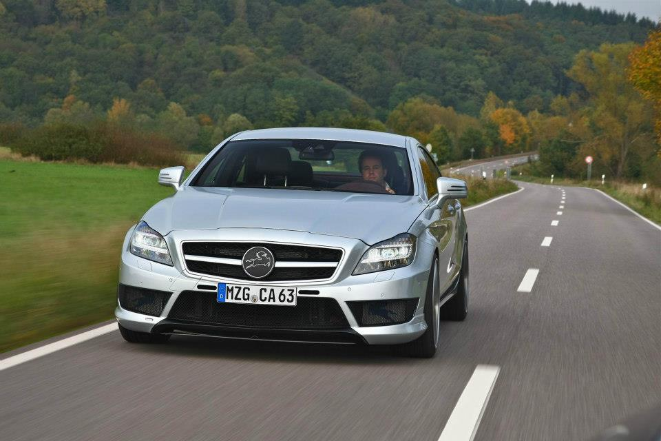 Carlsson CK63 RSR based on the Mercedes CLS 63 AMG 5