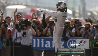 2015 Chinese Grand Prix Results