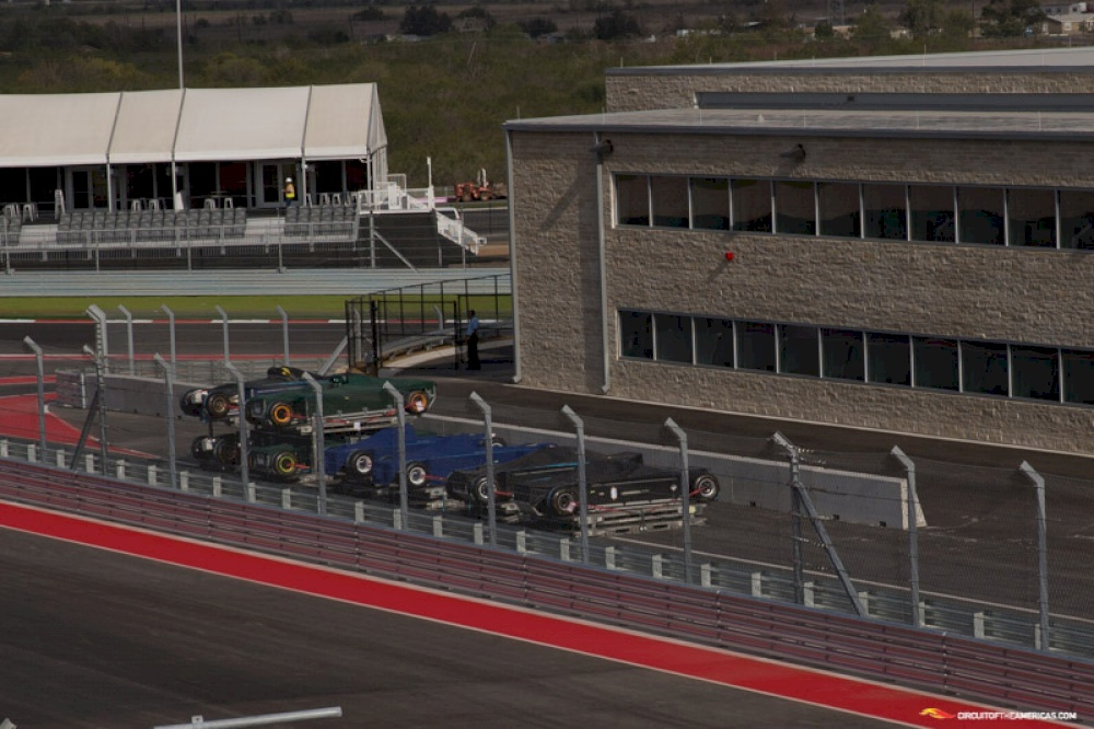 2012 United States Grand Prix Circuit of the Americas 2