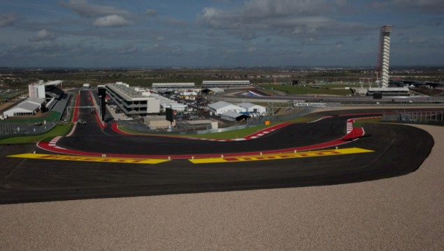 F1 Returns to the US for the 2012 United States Grand Prix in Austin