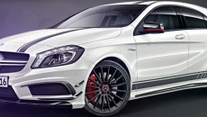 Mercedes A45 AMG Edition 1 Revealed