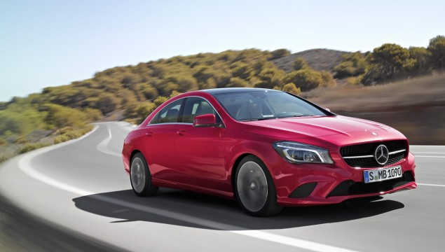 The Mercedes CLA Just Got Better