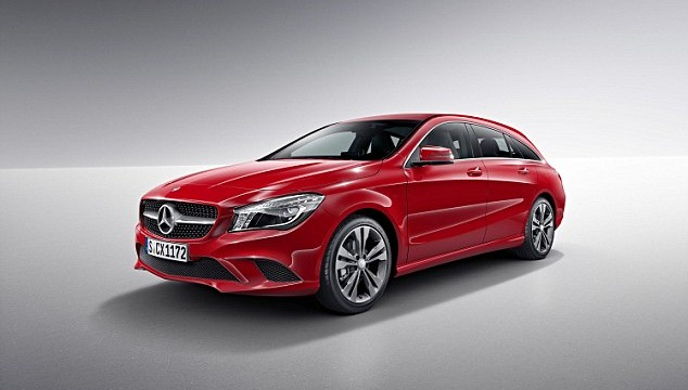 The new CLA Shooting Brake – Video