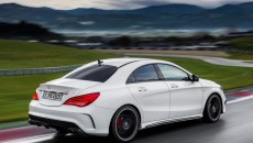 2014 Mercedes CLA45 AMG First Official Images