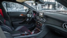 2014 Mercedes CLA45 AMG Official Images interior