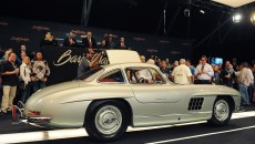 1955 Mercedes-Benz 300 SL Gullwing Clark Gable