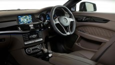 Mercedes CLS63 AMG Shooting Brake Special Edition Interior