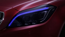 CLS Multibeam Headlights