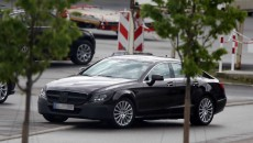 Mercedes CLS Coupe Spy PhotoMercedes CLS Coupe Spy Photo