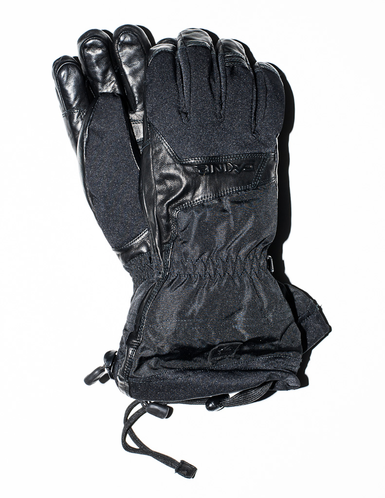 Dakine Black Gloves