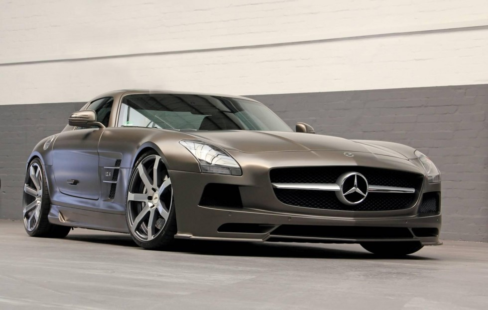 Mercedes SLS AMG Tuned by DD Customs