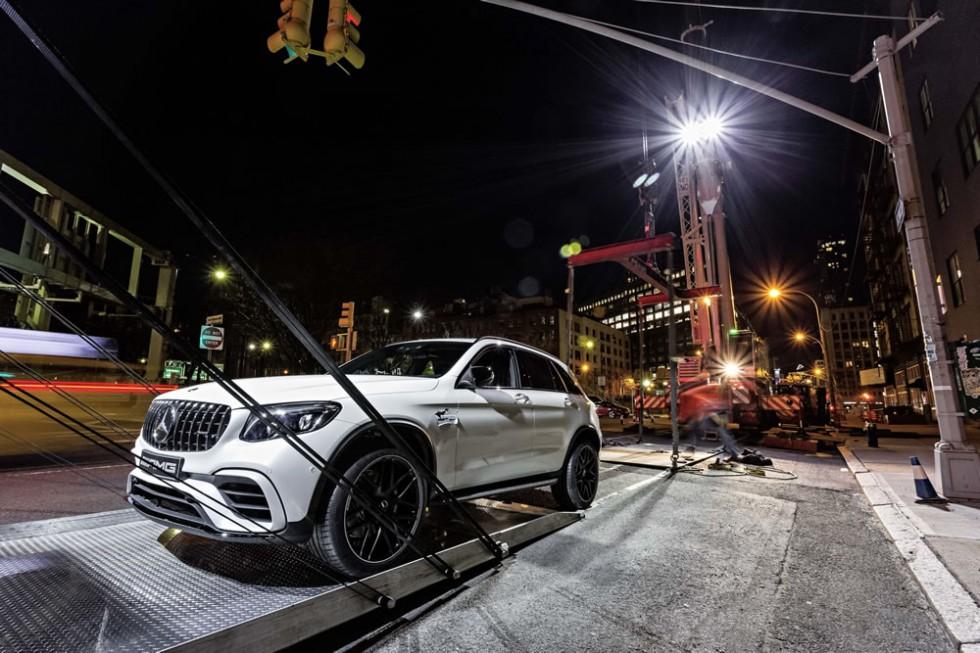 World premiere of the sportiest midsize SUV