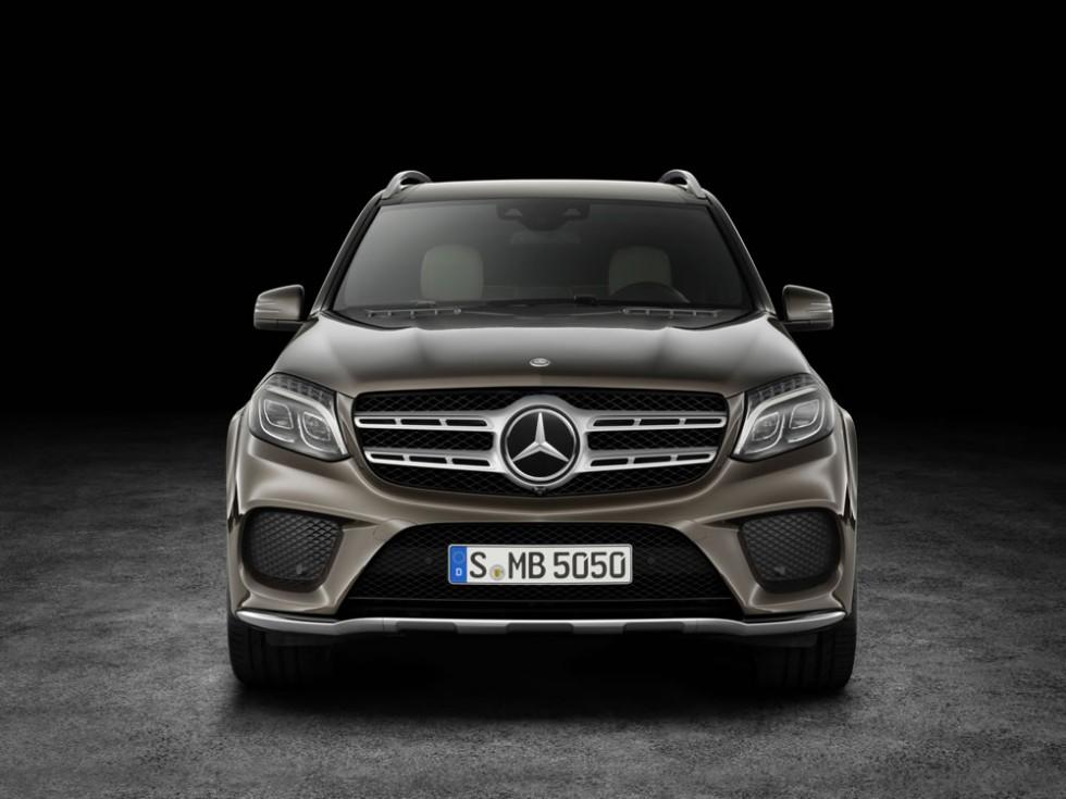 Mercedes-Benz GLS