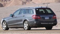 2013 Mercedes-Benz E-Class Estate Latest Spy Photos