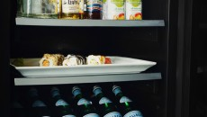 Electrolux Beverage Center Capacity