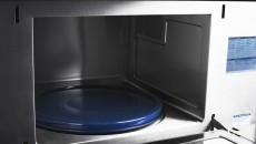 "Electrolux Wall Oven and Microwave Combo 30"" microwave interior"