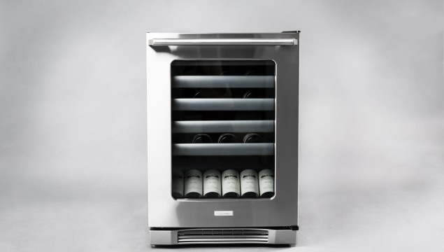Electrolux Wine Cooler front view