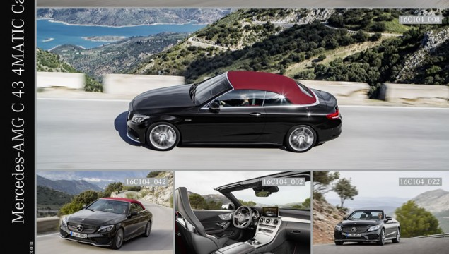 Mercedes-Benz C-Class Cabriolet In-Depth