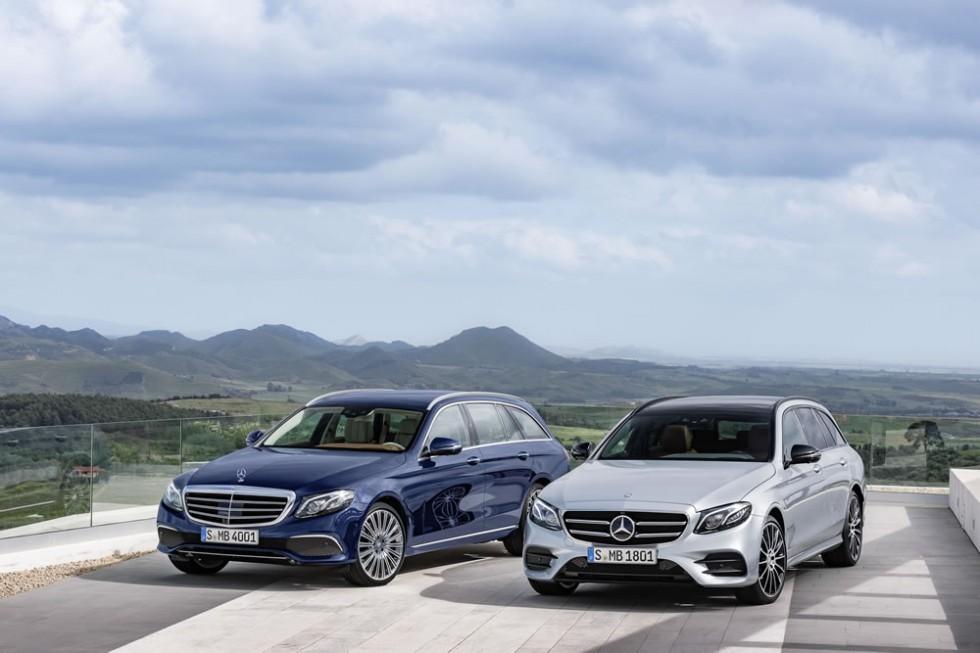 2017 Mercedes-Benz E-class Wagons