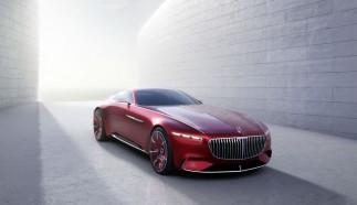 Vision Mercedes-Maybach 6 – Photo Gallery