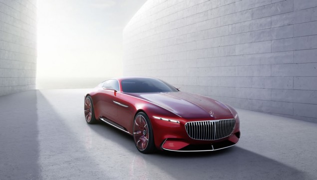 Vision Mercedes-Maybach 6 – Photo Gallery