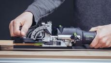 Festool Domino trim guide