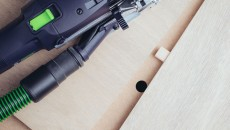 Festool Domino joining plywood