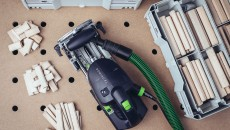 Festool Domino XL with Domino Systainers