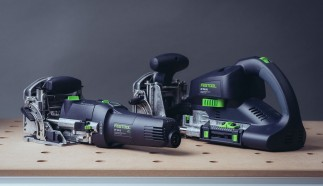 Festool Domino and Domino XL comparison back